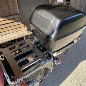 【JA44型】スーパーカブ110にリアキャリアボックスを増設してみた!