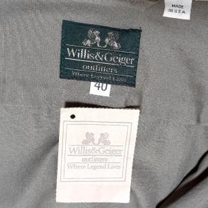 Willis&Geiger・・冒険野郎の情熱で、ビジネスの荒海も乗り越えろ!