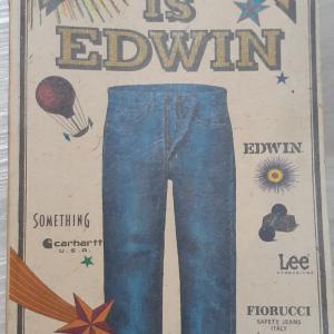 1993年、DENIM IS EDWIN