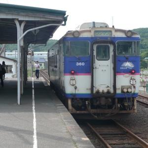 2009年8月9日 日高本線