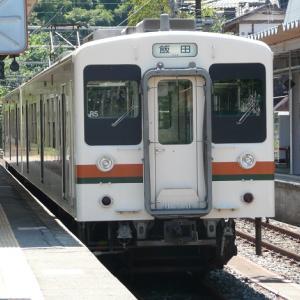 2007年8月10日 飯田線の119系