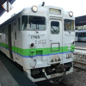 2009年8月8日 根室本線と「幌舞駅」