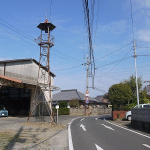 小田の駅と街並み