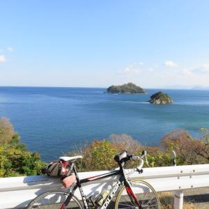 小田、津田サイクリング、羽立でうどん食べようと思ったら休みだった