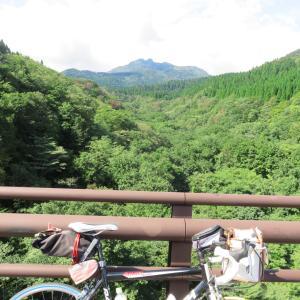大山半周サイクリング