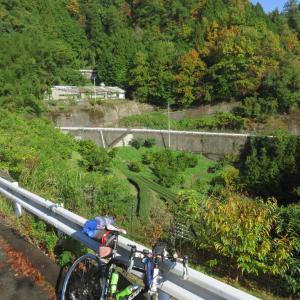 池田から竜ヶ岳に行こうと思ったら通行止めだった