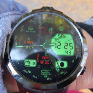 フルandroidスマートウォッチ ALLCALL Awatch GT2 壊れました