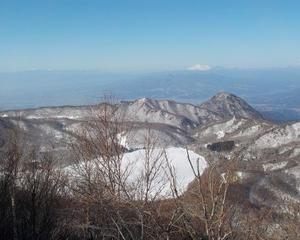 【不妊治療体験記】不妊治療の合間に冬の赤城山登山と群馬県の子宝温泉へ行ってみた