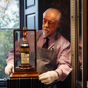 時事通信『ウイスキー、投資対象に 希少品価格、日本産も高騰』