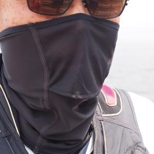 ENCOUNT『猛暑対策にクールマスクは必須! 意外と釣り用フェイスマスクが「涼しい!!」』