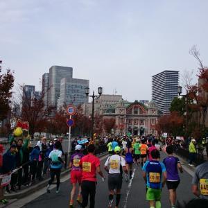 第7回大阪マラソン(2017/11/26) ほんまにめっちゃはよ走れるしおもろいで!大阪に遊びに来てや!