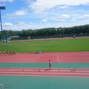 2020年度大阪陸協加入クラブ対抗陸上競技大会兼第11回シニア陸上競技選手権大会(2020/9/12) 人生初の競技会参加、何もかもが新鮮!