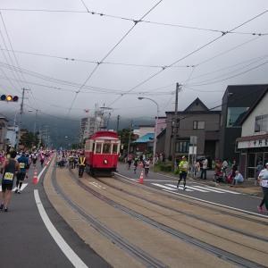 またしてもはるばる来たぜ函館へ!観光名所とグルメを心から楽しむファンラン!2019函館マラソン(2019/7/7)