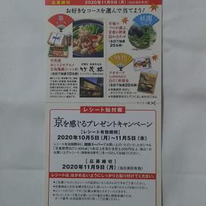 関西スーパー×ヒガシマル醤油 共同企画「京を感じるプレゼントキャンペーン」