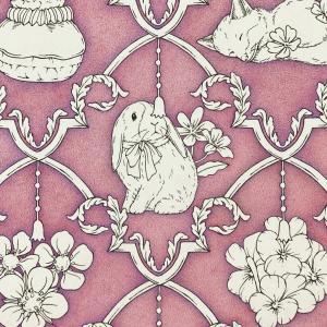 かわいい物いっぱいの壁紙②(愛らしい動物たちのシンフォニー)