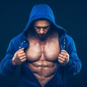これが男としての最低条件→腹筋15回、腕立て伏せ10回、懸垂1回