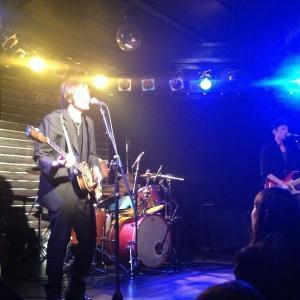 今夜はThe Bluebyrd LIVE@銀座タクト