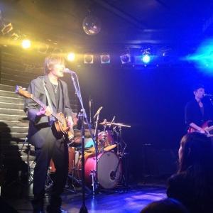 今夜はThe Bluebyrd LIVE@銀座タクト2