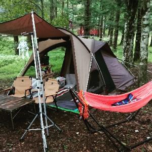 キャンプしてきました!