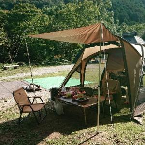 《滝頭公園キャンプ場》