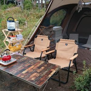 《おおぐて湖キャンプ場》