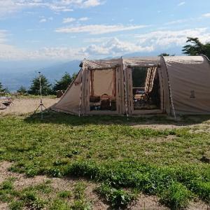 陣馬形山キャンプ場 2回目《キャンプ回顧録》
