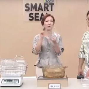 保存容器の実演販売、韓国ではハンマーで叩く?!