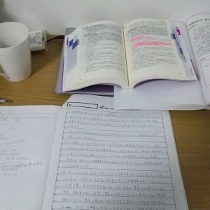 書いて、悩んで、調べて、書く!