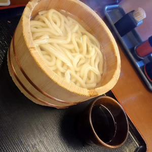【讃岐製麺】因縁の讃岐うどん