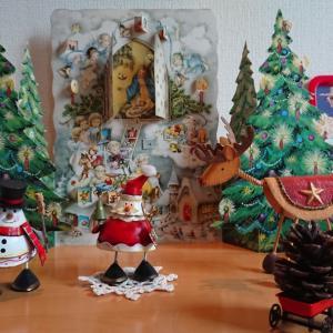 クリスマスっぽく