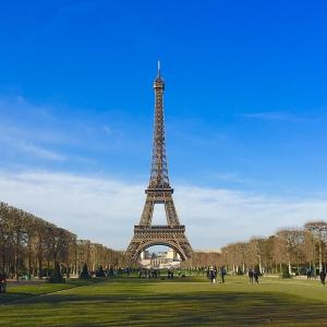憧れのパリ観光は初心者でも大丈夫!ベストシーズンや地図は?