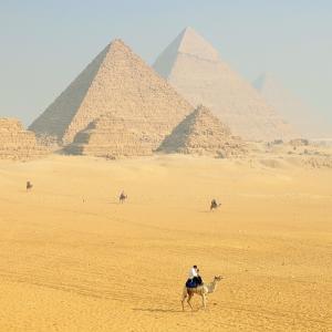 エジプト観光に必要な日数は?3つのモデルコースを紹介します!