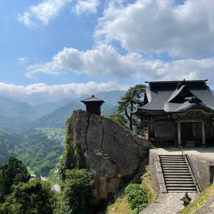 【実体験】立石寺の階段の数は1015段!観光所要時間やアクセスを紹介!