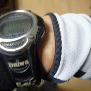 腕時計への糸絡みを防ぐアイデア