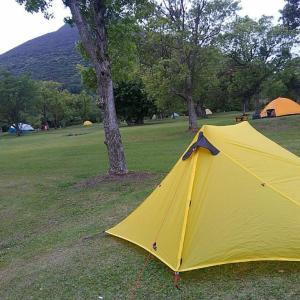 開聞岳テント場 かいもん山麓ふれあい公園キャンプ場 攻略情報