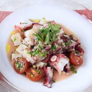 【男子ごはん】セビーチェのレシピ|#638 本格メキシコ料理