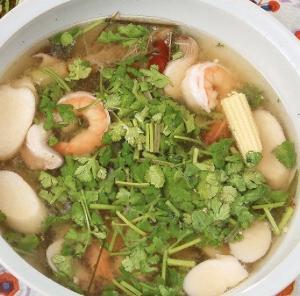 【男子ごはん】トムヤムクンのレシピ|#614  お家で簡単タイ料理
