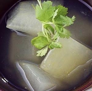 【男子ごはん】「冬瓜のさっぱりお椀」のレシピ| #652 冬の和定食