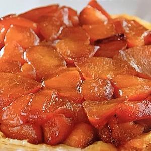 【志麻さんレシピ】リンゴのタルトタタン|伝説の家政婦・タサン志麻|沸騰ワード10