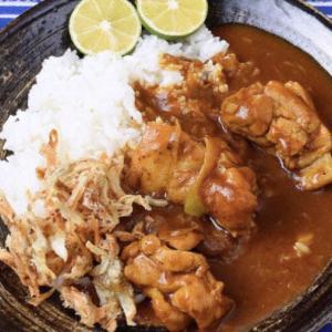 【男子ごはん】「夏の梅肉チキンカレー」のレシピ| #584 梅肉チキンカレー&ナスの梅肉スープ