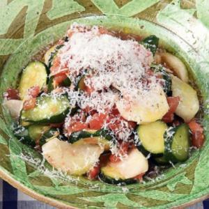 【男子ごはん】「浅漬けカポナータ」のレシピ| #579 トマト!ズッキーニ!ナス!夏野菜を美味しく食べよう!!第3弾