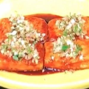 【きょうの料理】豆腐の照り焼き|栗原心平ミニレシピ|キッチン日和