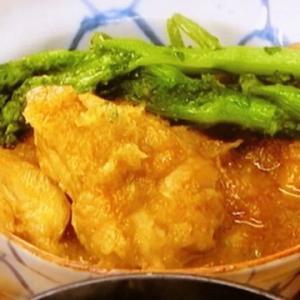 【男子ごはん】「鶏肉の梅肉みぞれ煮」のレシピ| #564 春の和定食2019