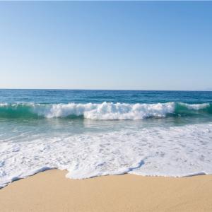 高波にさらわれる一発大波とは。