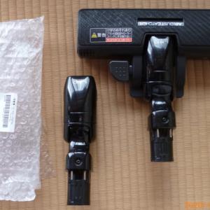 掃除機の断線修理(MC-SR560G)