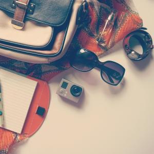 【海外旅行】ミニマリストはこれだけの荷物で海外旅行に行きます|大公開!!