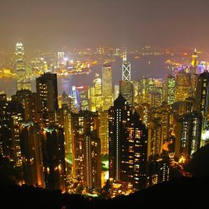 【香港旅行】3泊4日の3日目【午後の散策~夜景編】