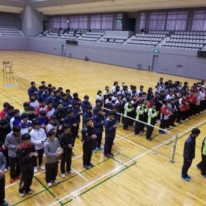 第27回 尾三地区高等学校ソフトテニスインドア選手権大会