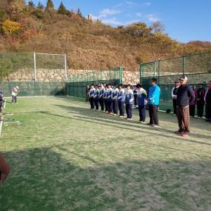 『強なるぞ!尾道』ソフトテニス強化親善練習会