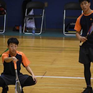 第46回 全日本高等学校選抜ソフトテニス大会中国地区予選会